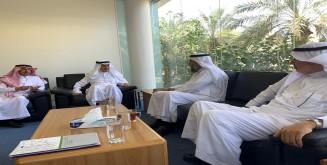 المعهد العربي لإنماء المدن يوقع مذكرة تفاهم تكاملية مع خبرة في مجالات خدمة المجتمع المحلي